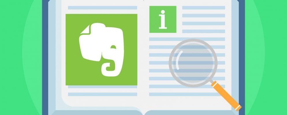 evernote user manual for ipad