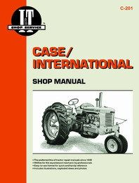 1951 case vac owners manual