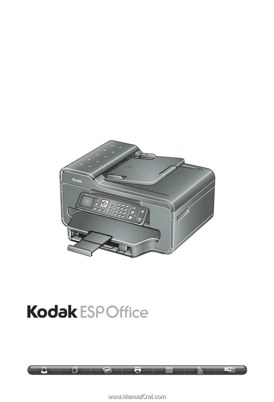 kodak esp office 2150 owners manual