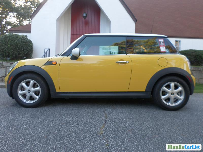 2009 mini cooper user manual