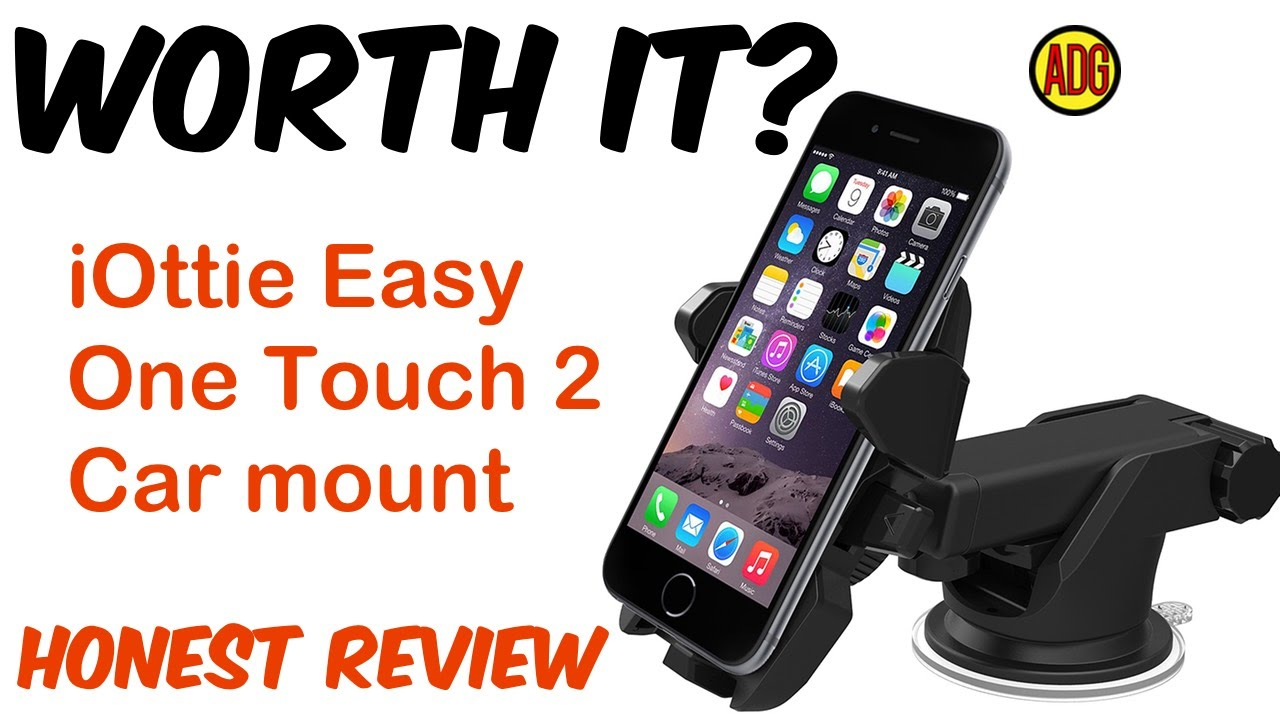 iottie easy one touch 2 manual