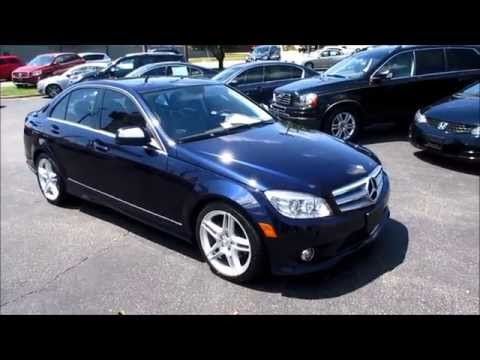 2009 mercedes c class owners manual