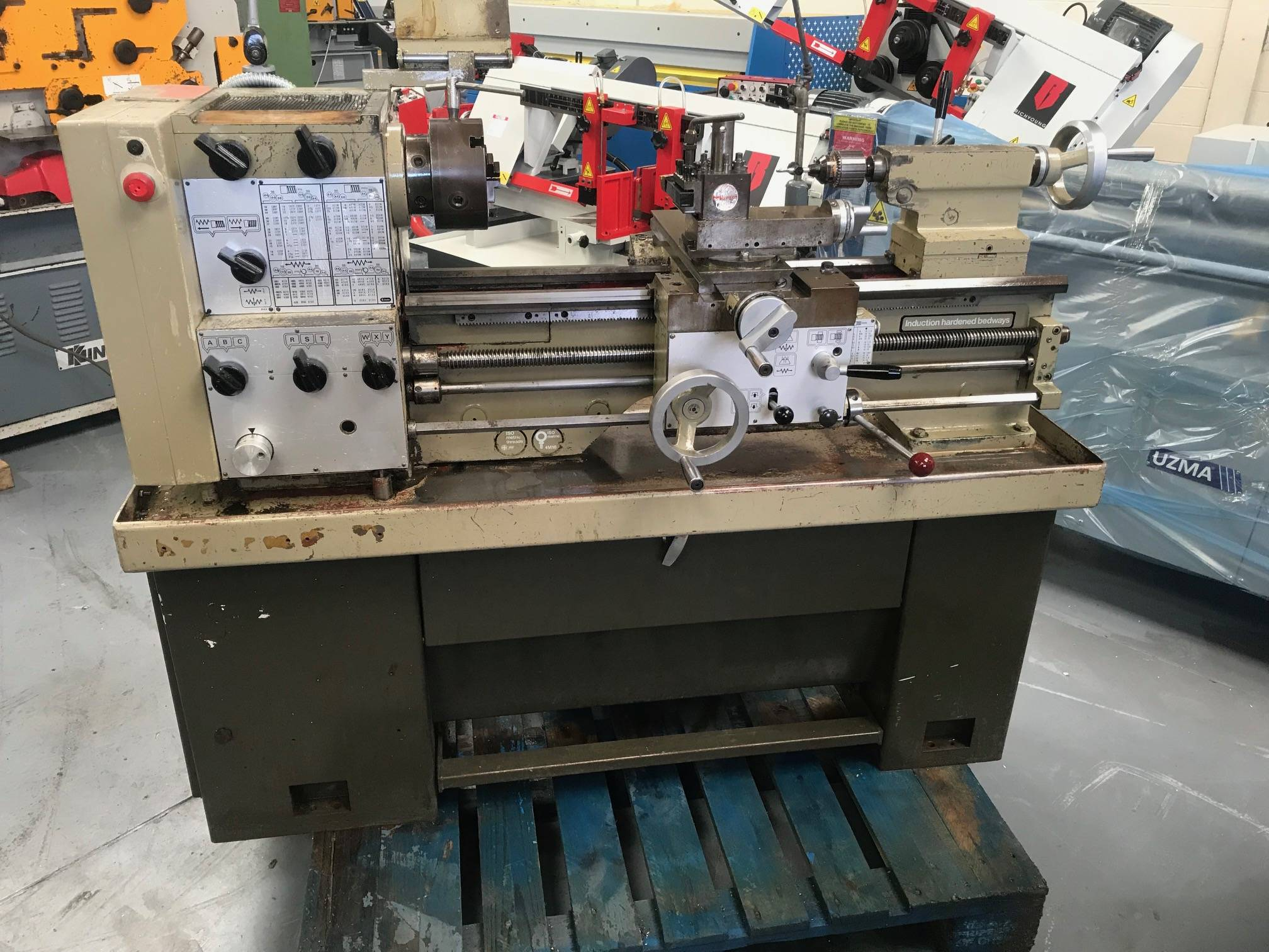 harrison m300 lathe user manual