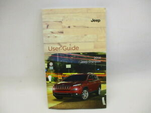 2014 jeep cherokee owners manual