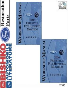 07 ford freestyle owners manual