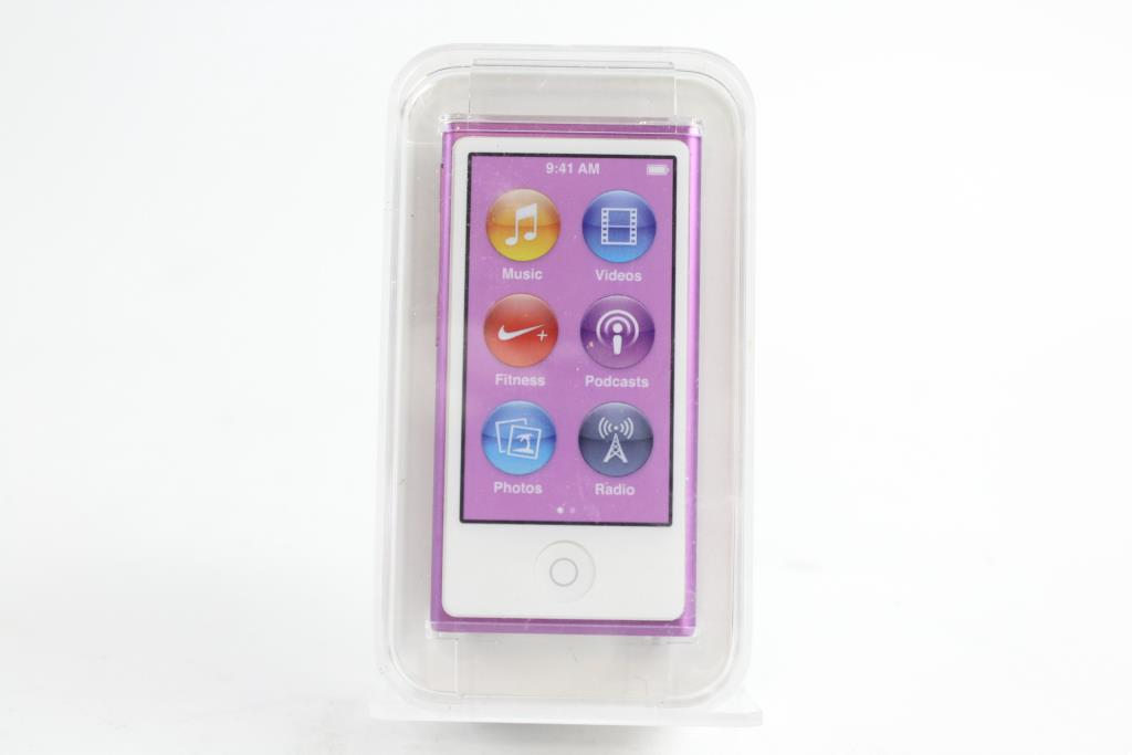 apple ipod nano 7th generation user manual