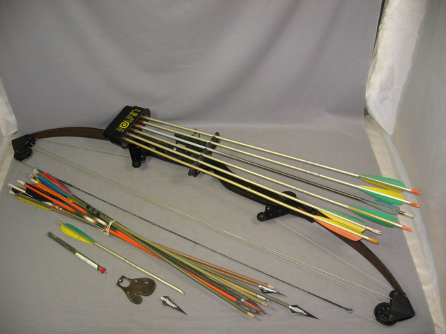 bear whitetail 2 compound bow manual