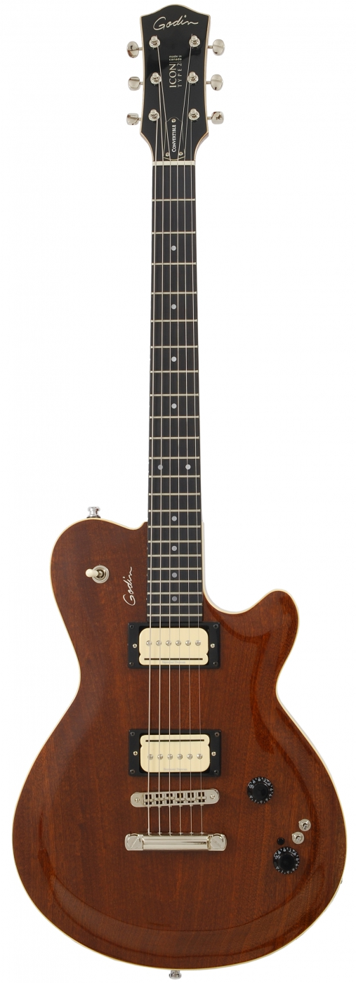 godin icon type 2 convertible manual